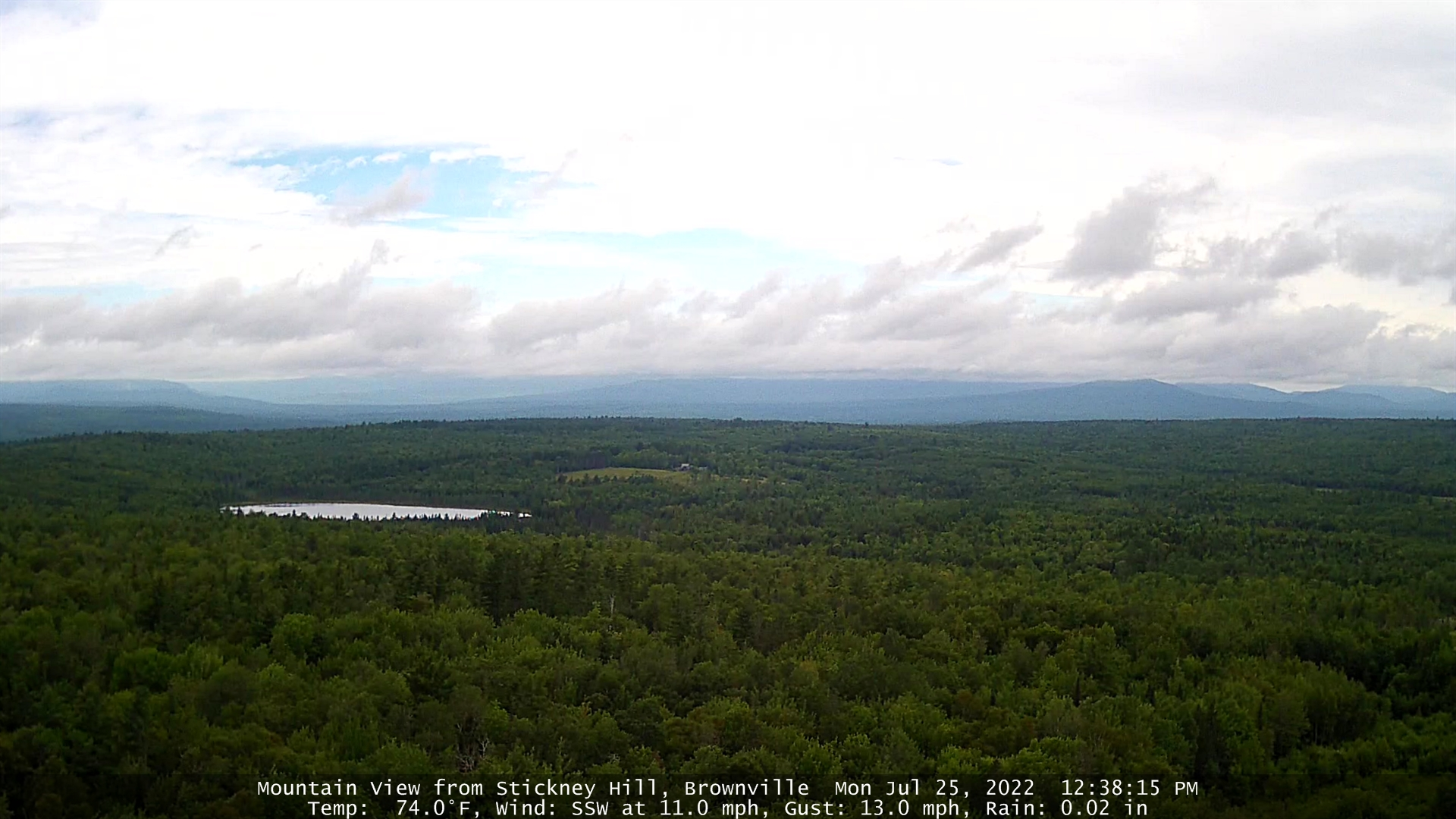 Best Maine Foliage Webcams